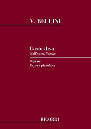 Bellini: Casta Diva (sop)