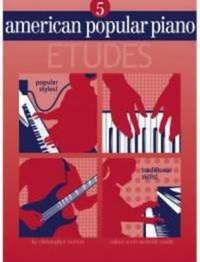 Norton, C: American Popular Piano Etudes 5