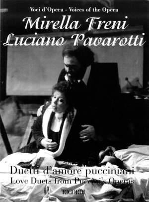 Puccini: Voices of the Opera: Pavarotti/Freni Love Duets