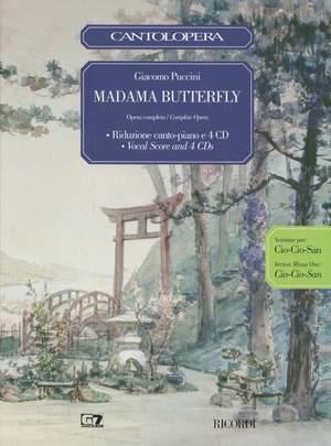 Puccini: Madama Butterfly: Soprano Edition (Cantolopera)