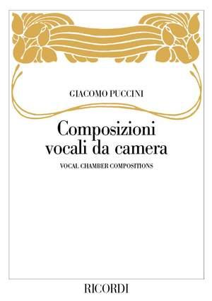 Puccini: Composizioni da Camera