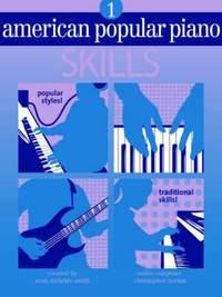 Norton, C: American Popular Piano Skills 1