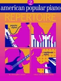 Norton, C: American Popular Piano Repertoire 2
