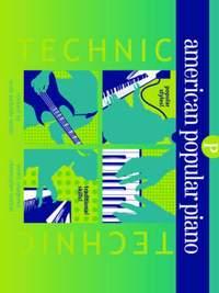 Norton, C: American Popular Piano Technic Preparatory