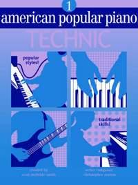 Norton, C: American Popular Piano Technic 1