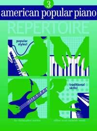 Norton, C: American Popular Piano Repertoire 3