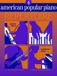 Norton, C: American Popular Piano Repertoire 4
