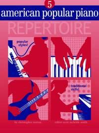 Norton, C: American Popular Piano Repertoire 5