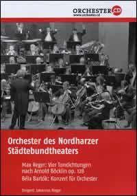 Reger, M: Orchester des Nordharzer Städtebundtheaters