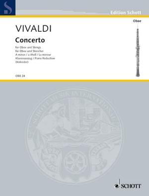 Vivaldi, A: Concerto A minor RV 461/PV 42