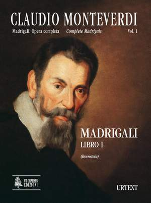 Monteverdi, C: Madrigali. Libro I (Venezia 1587)