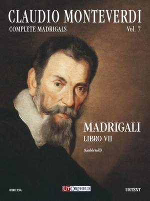 Monteverdi, C: Madrigali. Libro VII (Venezia 1619)