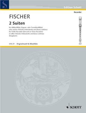 Fischer, J: Two Suites