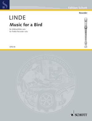Linde, H: Music for a Bird