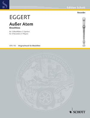 Eggert, M: Breathless