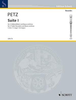Pez, J C: 2 Suites Product Image