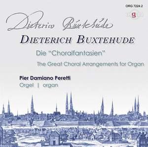 Buxtehude, D: Die Choralfantasien, Vol. 1