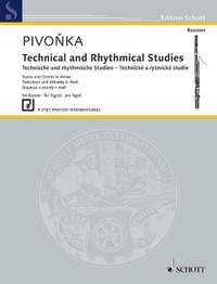 Pivonka, K: Technical and Rhythmical Studies