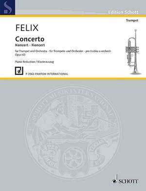 Felix, V: Concerto op. 63