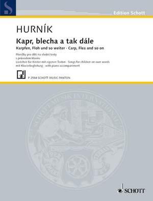 Hurník, I: Carp, Flea and so on