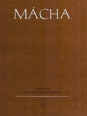 Mácha, O: Sonata