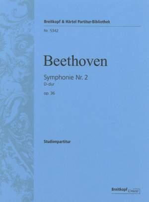 Beethoven, L v: Symphony No. 2 in D major Op. 36 op. 36