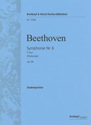 Beethoven, L v: Symphony No. 6 in F major Op. 68 op. 68