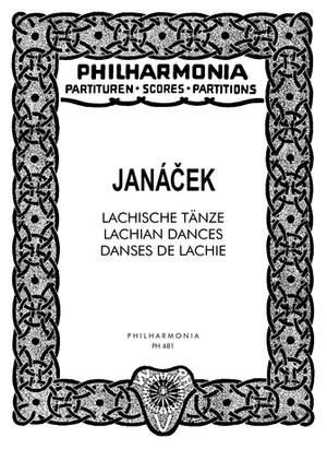Janácek, L: 6 Lachian Dances