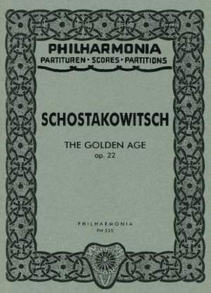 Shostakovich: Suite from The Golden Age, op. 22a