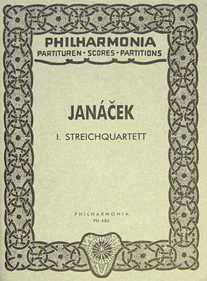 Janácek, L: String Quartet No.1