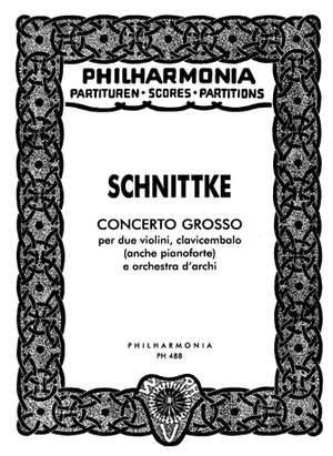 Schnittke, A: Concerto Grosso