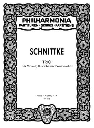 Schnittke, A: Trio
