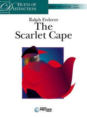 Federer: The Scarlet Cape