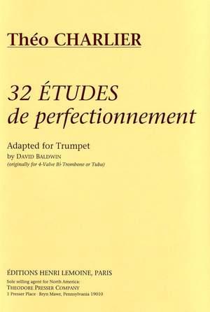 Charlier: 32 Etudes de Perfectionnement