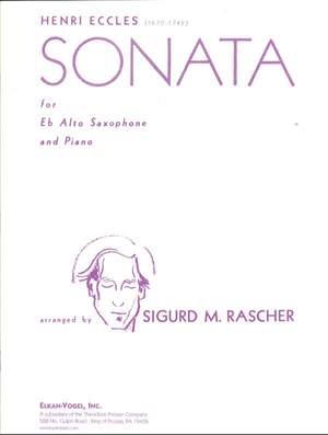 Eccles: Sonata in G minor