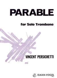 Persichetti: Parable XVIII, Op.133