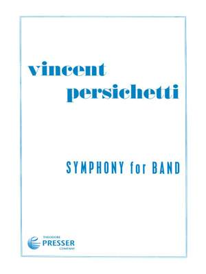Persichetti: Symphony No.6, Op.69 Product Image