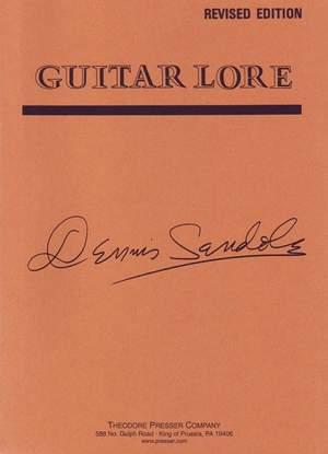 Sandole: Guitar Lore