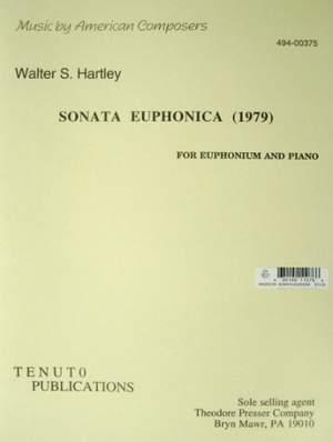 Hartley, W: Sonata Euphonica