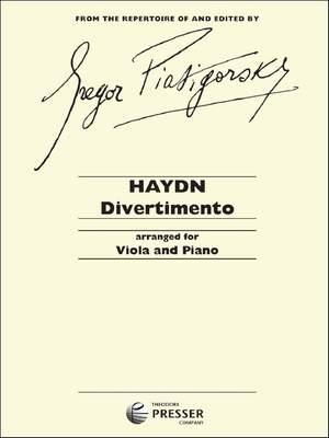 Haydn: Divertimento