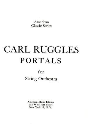 Ruggles: Portals