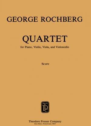 George Rochberg: Quartet