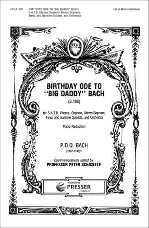 Bach: Birthday Ode to 'Big Daddy' Bach