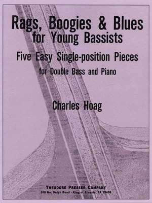 Hoag: Rags, Boogies & Blues