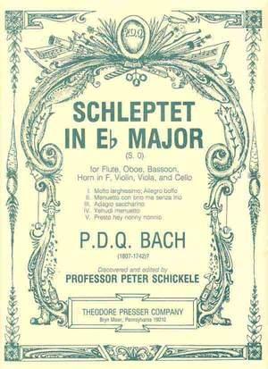 Bach: Schleptet