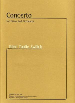 Zwilich: Concerto