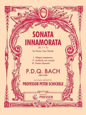 Bach: Sonata innamorata