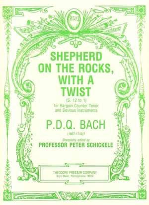 Bach: Shepherd on the Rocks, with a Twist