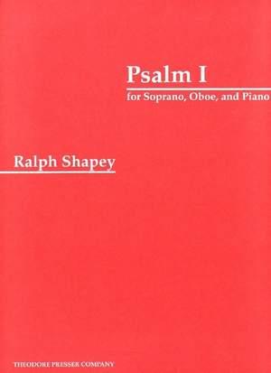 Shapey: Psalm 1