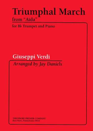 Verdi: Triumphal March from 'Aïda'
